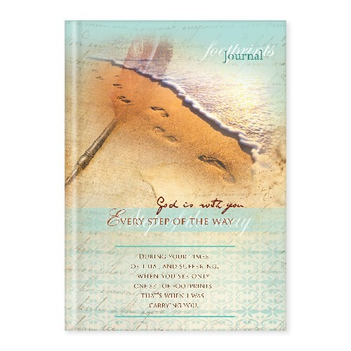 Hard Cover Journal God Is With You
