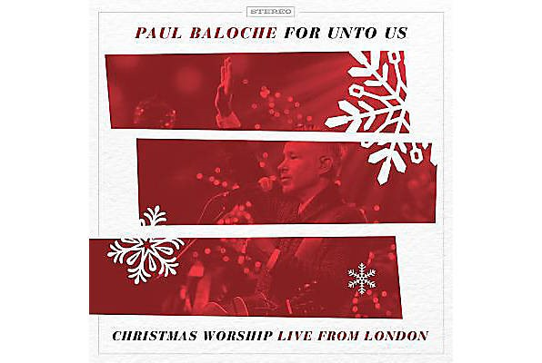 For Unto Us: Christmas Worship Live CD (CD-Audio)