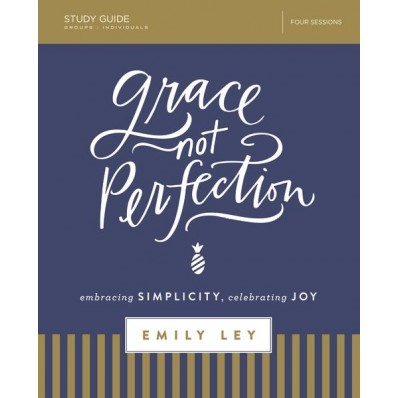 Grace, Not Perfection Study Guide (Paperback)