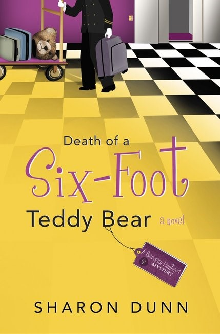 Death Of A Six-Foot Teddy Bear (Paperback)