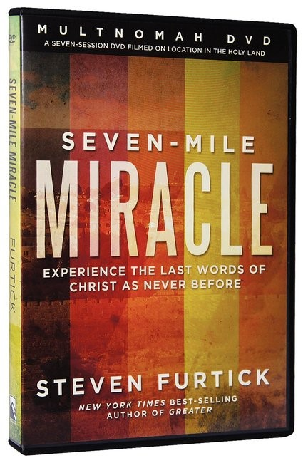 Seven-Mile Miracle (Dvd) Dvd-Audio