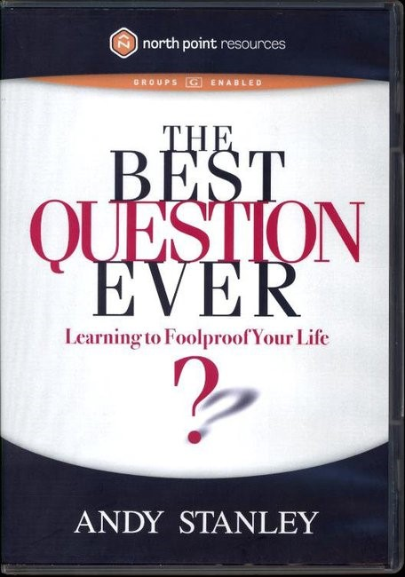 The Best Question Ever DVD (DVD Audio)