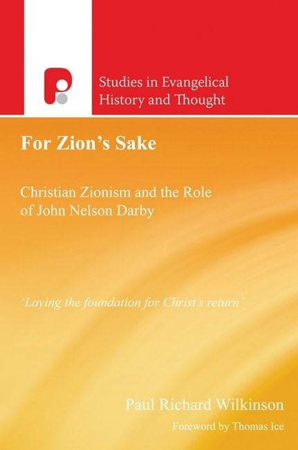 For Zion's Sake (Paperback)