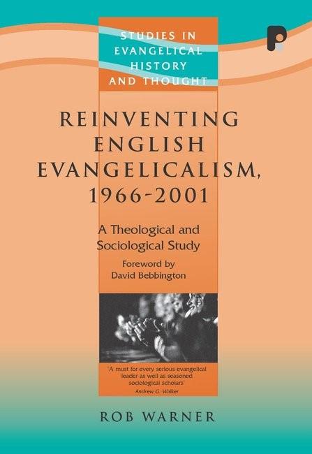 Reinventing English Evangelism, 1965-2000 (Paperback)