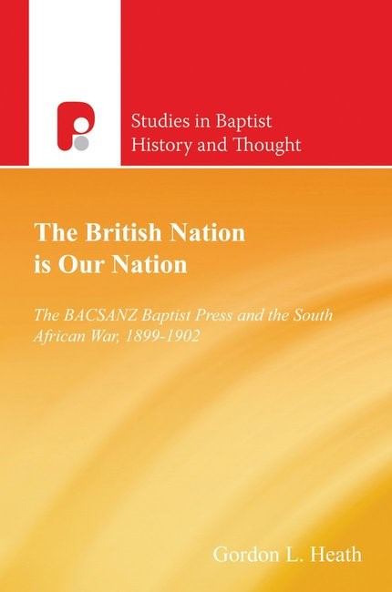 The British Nation Is Our Nation (Paperback)
