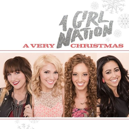 A Merry 1 Girl Nation Christmas (CD-Audio)