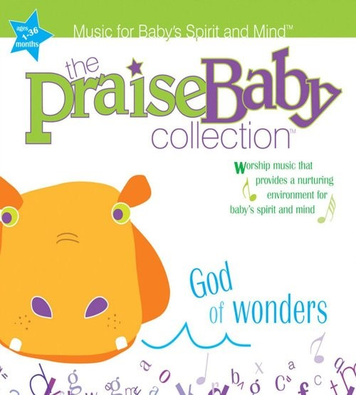 Praise Baby Collection: God of Wonders (CD-Audio)