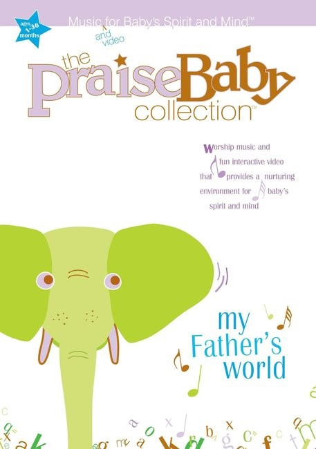 My Father's World DVD (DVD Audio)