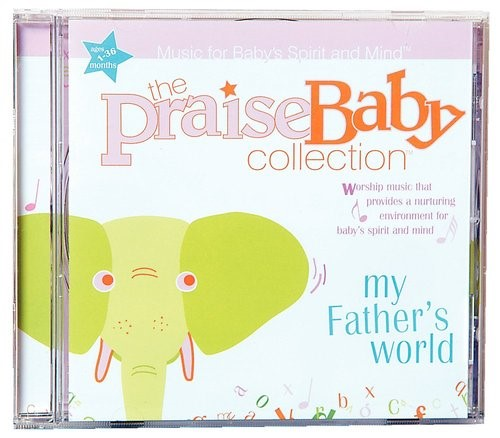 Praise Baby: My Father's World CD (CD-Audio)
