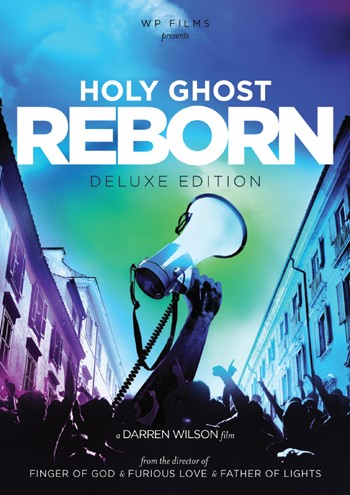 Holy Ghost: Reborn Deluxe Edition DVD (DVD)
