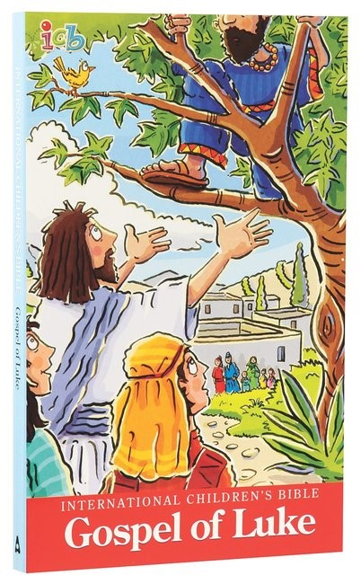 ICB International Children's Bible Gospel of Luke (Pamphlet)