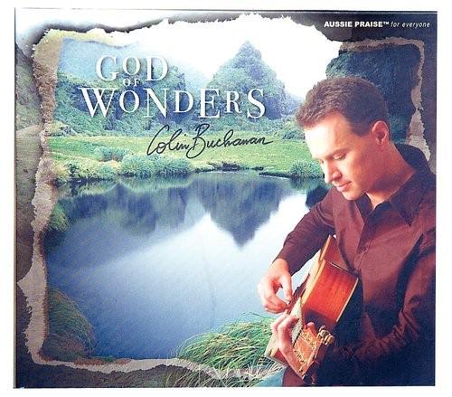 God Of Wonders CD (CD-Audio)