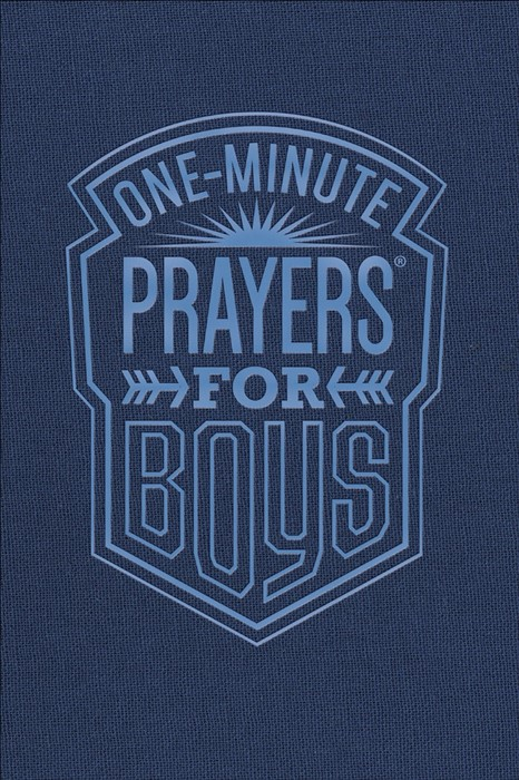 One-Minute Prayers® for Boys (Paperback)