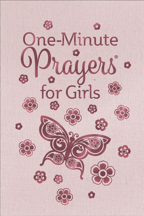 One-Minute Prayers® for Girls (Paperback)