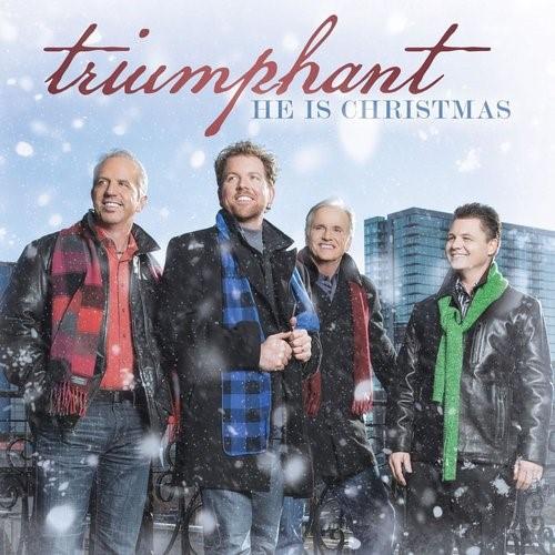 He is Christmas (CD-Audio)