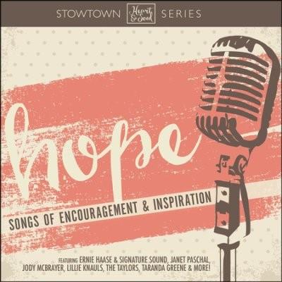 Hope: Songs of Encouragement & Inspiration (CD-Audio)