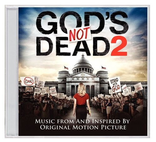 God's not Dead 2 Soundtrack (CD-Audio)