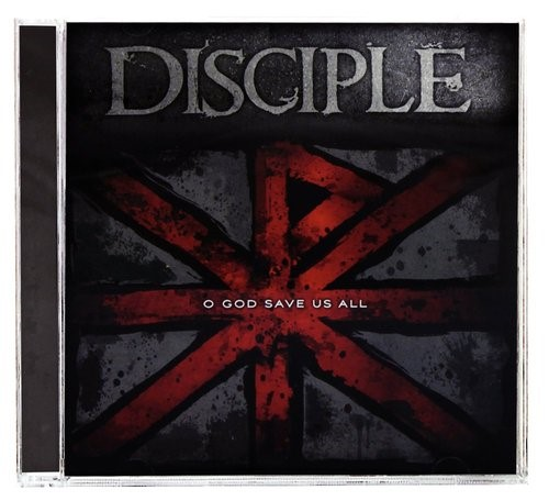 O God Save Us All (CD-Audio)