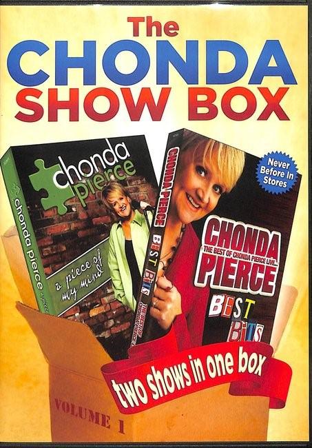 Chonda Show Box Vol 1 Double DVD (DVD)