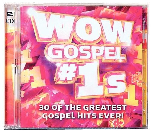 WOW Gospel Number 1's (Ones) (CD-Audio)