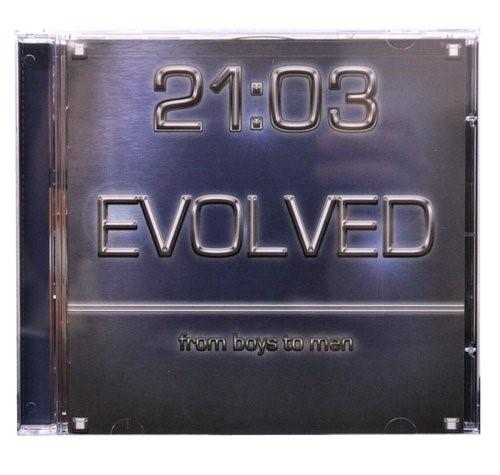 Evolved...From Boys to Men (CD-Audio)