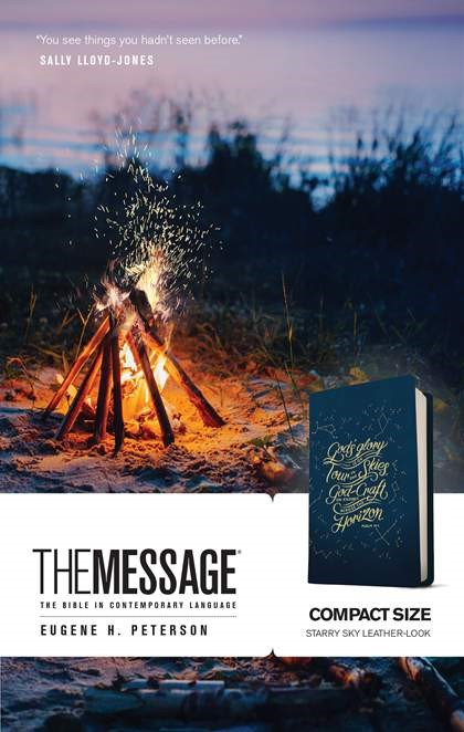 The Message Compact (Leather Binding)