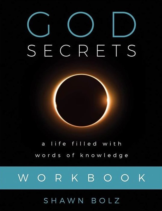 God Secrets Workbook (Paper Back)