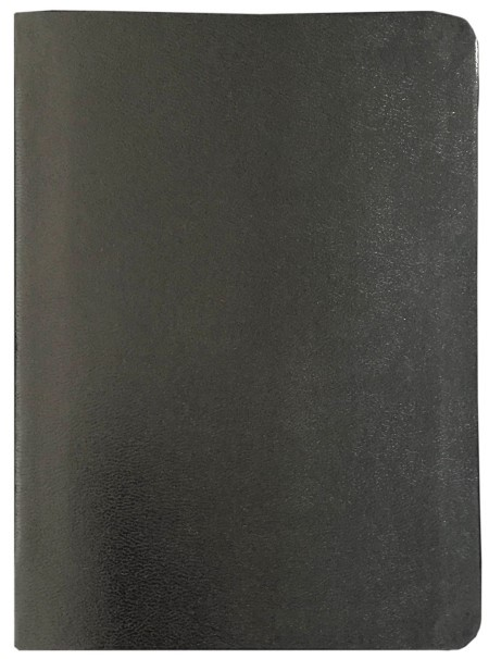 Everyday Life Amplified Bible, Black (Bonded Leather)