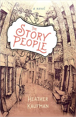 The Story People (Paperback)