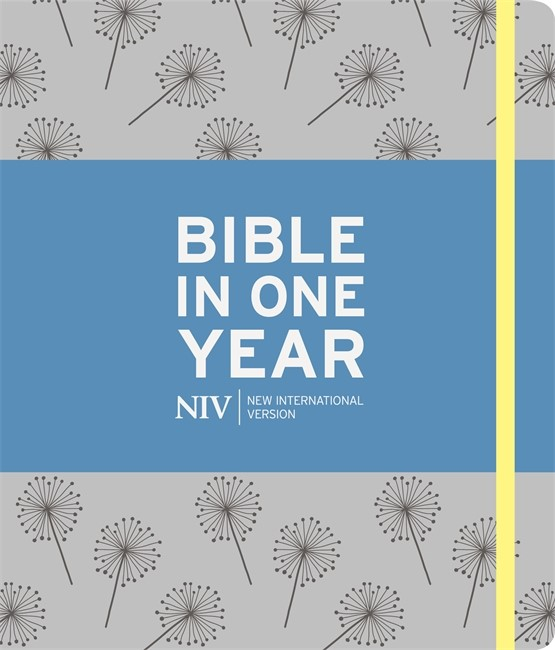 NIV Journalling Bible In One Year (Hard Cover)