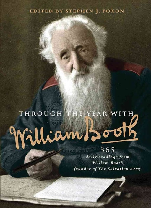 Through The Year With William Booth (Paper Back)