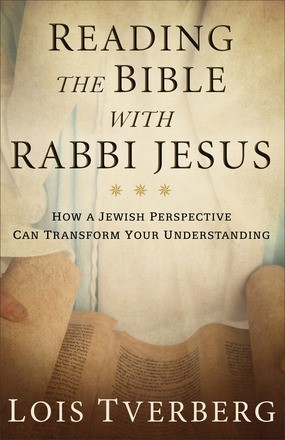 Reading The Bible With Rabbi Jesus (Hard Cover)