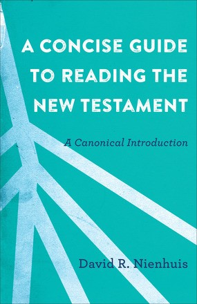 Concise Guide To Reading The New Testament, A (Paperback)