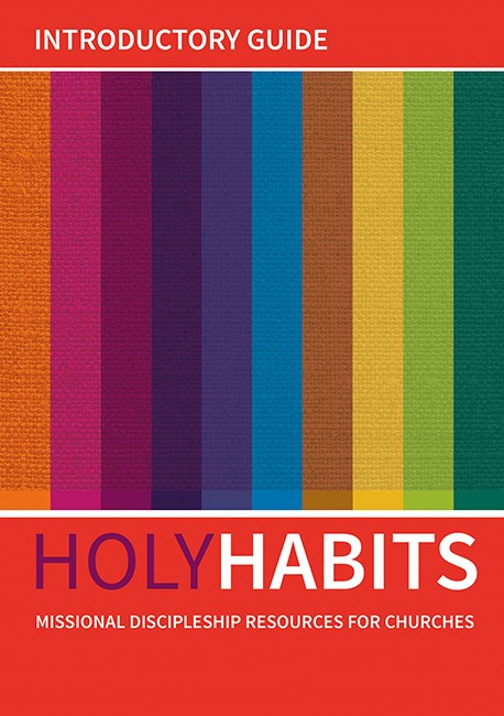 Holy Habits Introductory Guide (Paper Back)