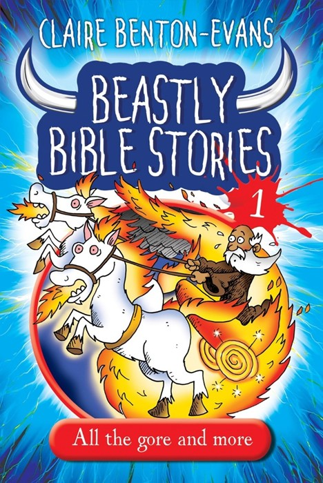 Beastly Bible Stories 1; All The Gore And More