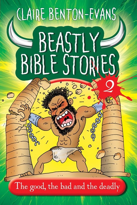 Beastly Bible Stories Book 2 (Paper Back)