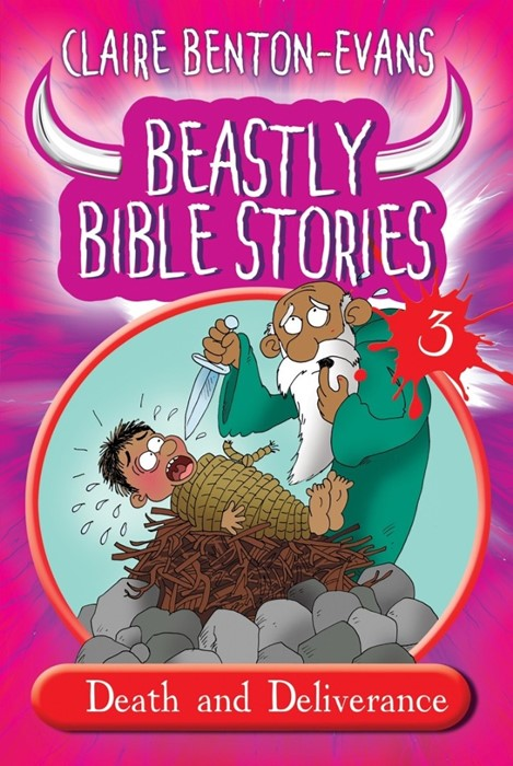 Beastly Bible Stories Book 3 (Paper Back)