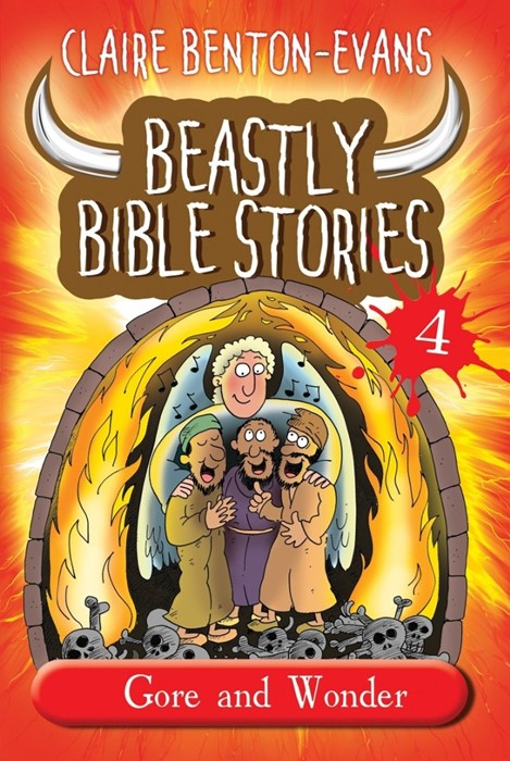 Beastly Bible Stories Book 4 (Paper Back)
