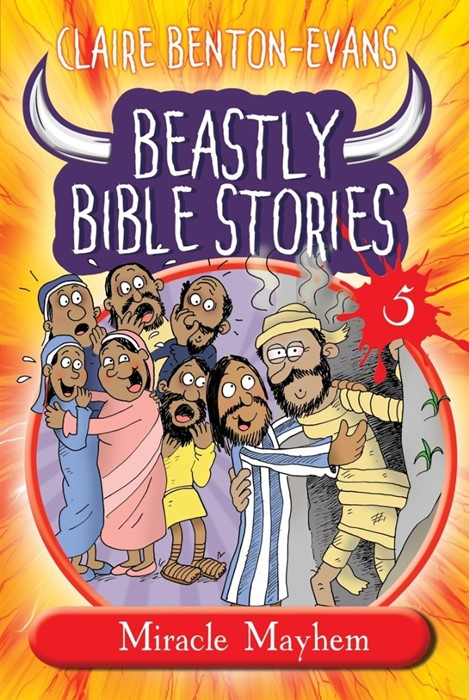 Beastly Bible Stories Book 5 (Paper Back)
