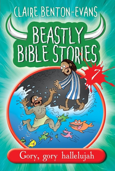 Beastly Bible Stories Book 7 (Paper Back)
