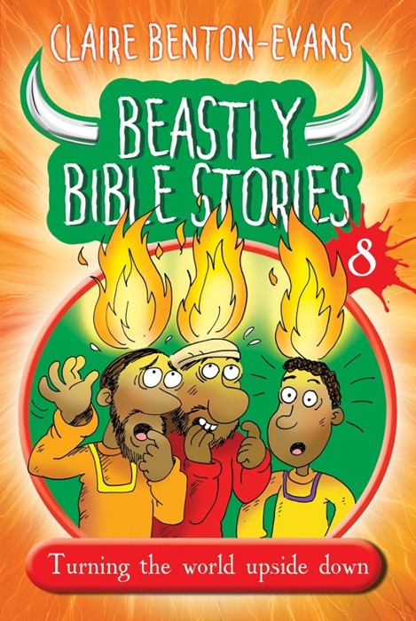 Beastly Bible Stories Book 8 (Paper Back)