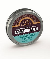 Anointing Oil Frankincense And Myrrh Balm