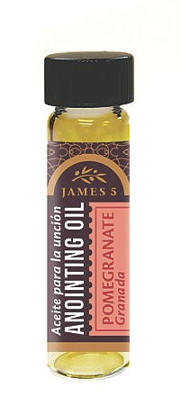 Anointing Oil Pomegrante 1/4oz