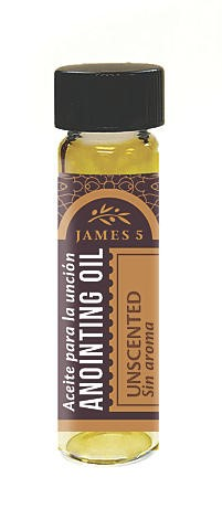 Anointing Oil Unscented 1/4oz