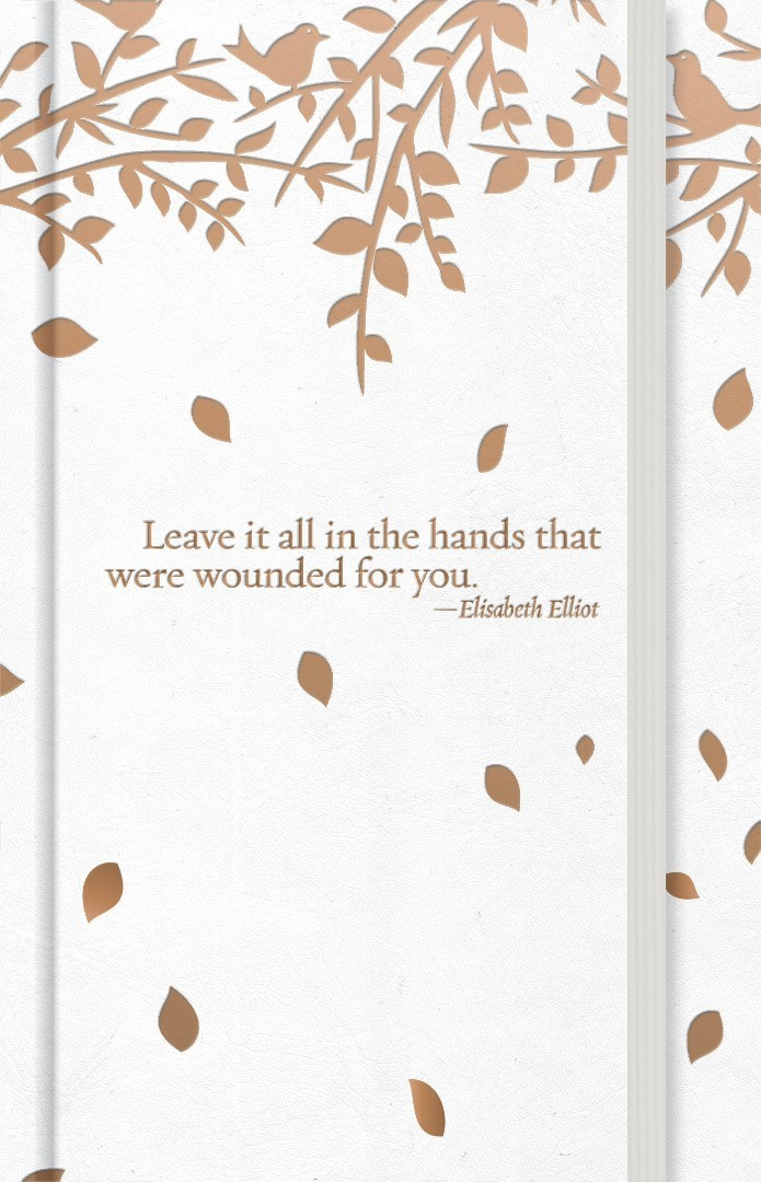 Leave It All... Leaves, Prayer Journal
