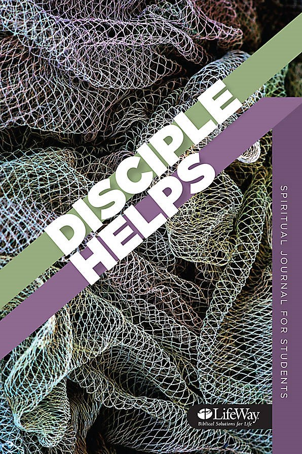 DiscipleHelps: Spiritual Journal for Students