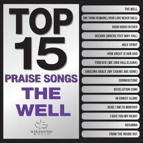 Top 15 Praise songs CD