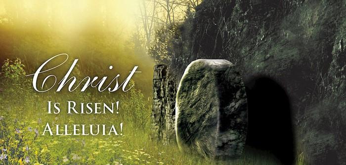 Christ Sunrise Easter Offering Envelope (Pkg of 50)