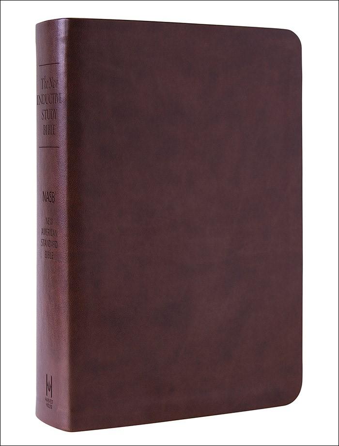The New Inductive Study Bible Milano Softone™ (NASB)