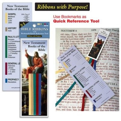 Bible Ribbons New Testament